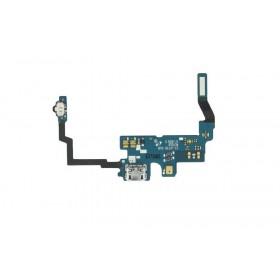 Καλώδιο Πλακέ Samsung i8750 Ativ S με Επαφή Φόρτισης, Μικρόφωνο και Πλήκτρο Κάμερας Original GH59-12640A