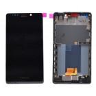 Γνήσια Οθόνη & Μηχανισμός Αφής Sony Xperia Τ Μαύρο 1269-7424