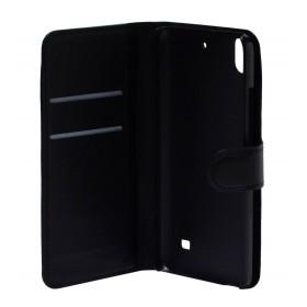 Θήκη Book Ancus Teneo για Huawei Honor 6 Pro C8817D Μαύρη