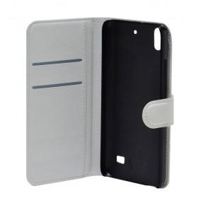 Θήκη Book Ancus Teneo για Huawei Honor 6 Pro C8817D Λευκή