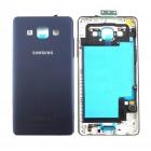 Πίσω Κάλυμμα Samsung SM-A500F Galaxy A5 Μαύρο Original GH96-08241B