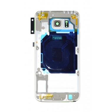 Πίσω Κάλυμμα Samsung SM-G920F Galaxy S6 Χρυσαφί Original GH96-08583C