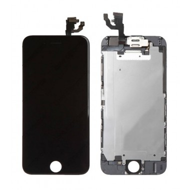 Οθόνη & Μηχανισμός Αφής Apple iPhone 6 Plus Μαύρο Type B