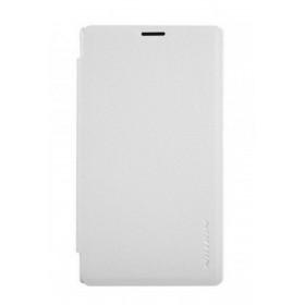 Θήκη Book Nillkin Sparkle για Microsoft Lumia 435 Λευκή