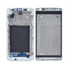 Πλαίσιο Οθόνης LG G3 S D722 (G3 Mini) Λευκό Original ACQ87759001