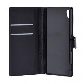 Θήκη Book Ancus Teneo για Sony Xperia Z3+/Z3+ Dual/Z4 Μαύρη