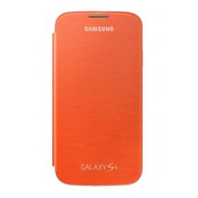 Θήκη Book Samsung EF-FI950BOEGWW για i9505/i9500 Galaxy S4 Πορτοκαλί