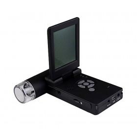 Μικροσκόπιο Mobile με Επαγγελματικό Φακό 5 Megapixels, 8 Led, 3
