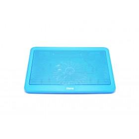Laptop Cooler Mobilis Cooling Pad A7 Μπλε για Φορητούς Υπολογιστές έως 15