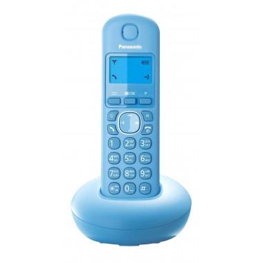 Ασύρματο Ψηφιακό Τηλέφωνο Panasonic KX-TGB210GRF Γαλάζιο