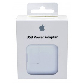 Φορτιστής Ταξιδίου Apple 12W A1401 MD836ZM/A για iPhone/ iPad/ iPod 2400mAh Original