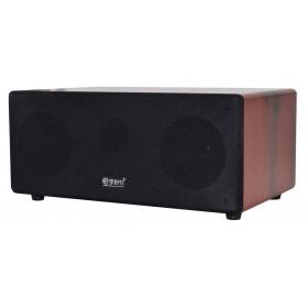 Ηχείο Stereo Epoch D-210 2.1 2.5W+3Wx2 RMS Καφέ με Τροφοδοσία USB 30x18x12mm