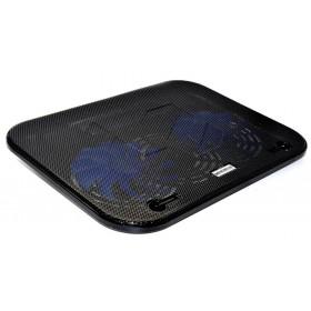 Laptop Cooler Mobilis F3 Μαύρο για Φορητούς Υπολογιστές έως 15.6