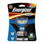Φακός Κεφαλής Energizer Vision 2 Led 100 Lumens με Μπαταρίες AAA 3 Τεμ. Μπλέ