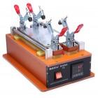 Προθερμαντήρας, Διαχωριστής Οθονών Bakku BK-948A 250W με Ένδειξη και Ρύθμιση Θερμοκρασίας 50° - 200° (Διαστάσεις Πλάκας 19 cm x 10 cm)