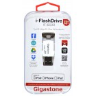 Gigastone USB 3.0 i-FlashDrive IF-6600 32GB OTG MFI για iPhone & iPad & iPod