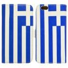 Θήκη Book Ancus Flag Collection για Apple iPhone 6 Plus/6S Plus Ελλάδα