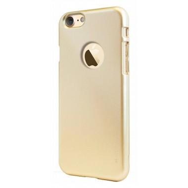 Θήκη Goospery iJelly για Apple iPhone 7 Χρυσαφί by Mercury