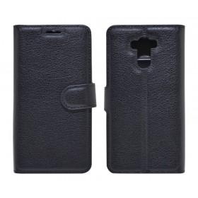 Θήκη Book Ancus Teneo για Xiaomi Redmi 4/4 Prime/4 Pro TPU Μαύρη