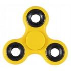 Fidget Spinner ABS Plastic 3 Leaves Κίτρινο 2.5 min