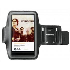Θήκη Μπράτσου Jabees για iPhone 7 Plus/Redmi Note 4 Μαύρη και Συμβατά Τηλέφωνα