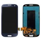 Οθόνη & Μηχανισμός Αφής Samsung i9301 Galaxy S3 Neo ( S III Neo ) Μπλέ χωρίς Πλαίσιο OEM Type A