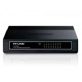 Ethernet Switch TP-Link TL-SF1016D V:6.0 10/100Mbps 16 Port 5V 600mA v6.0