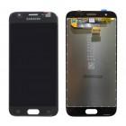 Γνήσια Οθόνη & Μηχανισμός Αφής Samsung SM-J330F Galaxy J3 (2017) Μαύρο GH96-10969A