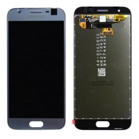 Γνήσια Οθόνη & Μηχανισμός Αφής Samsung SM-J330F Galaxy J3 (2017) Ασημί GH96-10992A