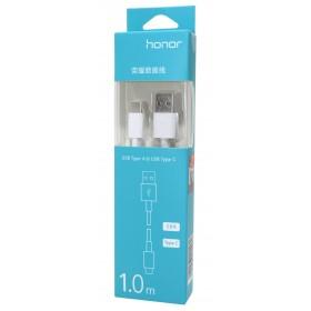 Καλώδιο σύνδεσης Honor AP51 USB Type-A to Type-C 2A Λευκό 1m