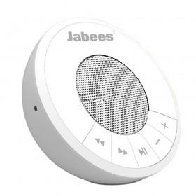 Φορητό Ηχείο Bluetooth Jabees Hemisphere 3W Λευκό με Ανοιχτή Ακρόαση και Audio-in