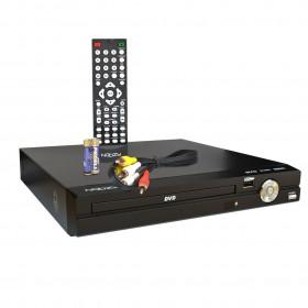 DVD player Noozy ND-2050 HDMI Μαύρο με Υποδοχή Usb