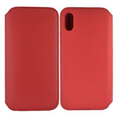 Θήκη Book Folio για Apple iPhone X / XS Κόκκινη