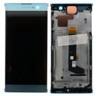 Γνήσια Οθόνη & Μηχανισμός Αφής Sony Xperia XA2 H3113 Μπλε 78PC0600030