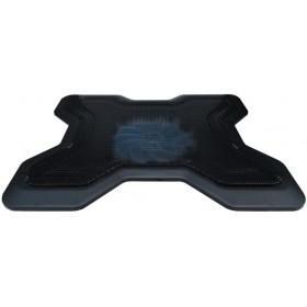 Laptop Cooler Mobilis 5218 Μαύρο για Φορητούς Υπολογιστές έως 14