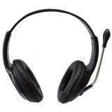 Ακουστικά Stereo KOMC Mobile Series S66 Μαύρα