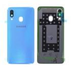 Καπάκι Μπαταρίας Samsung SM-A405F Galaxy A40 Μπλε Original GH82-19406C