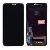 Οθόνη & Μηχανισμός Αφής για Apple iPhone XR Type A+ Μαύρη