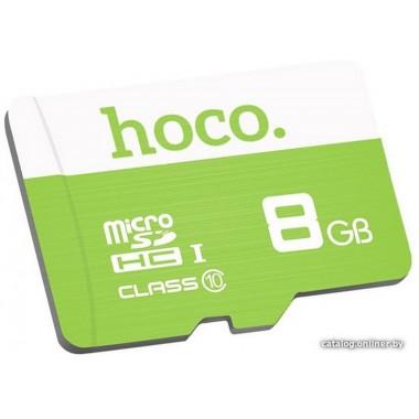 Κάρτα Μνήμης Hoco MicroSDHC 16GB Class 10
