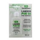 Βαφή Γενικής Χρήσης TermoPasty Lakier PVB 60 50ml με Βουρτσάκι Κατάλληλο για PCB