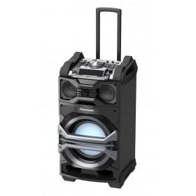 Φορητό Ηχοσύστημα Trolley Panasonic SC-CMAX5E-K Μαύρο 1000W με USB, AUX και Bluetooth