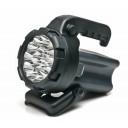 Φακός Mactronic 9018 με 18 LED 70 Lumens Αδιάβροχος και Επαναφορτιζόμενος Μαύρος