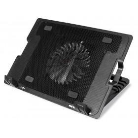 Laptop Cooler Media-Tech MT2658 Μαύρο για Φορητούς Υπολογιστές έως 15.6