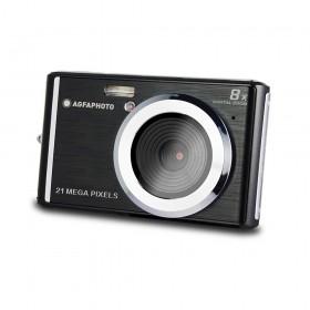 Φωτογραφική Μηχανή Agfa Photo DC5200 Μαύρη 21MP 8X Digital Zoom