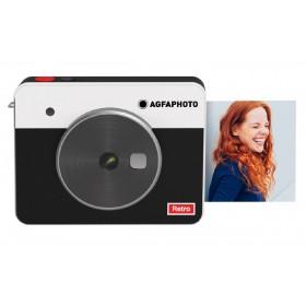 Φωτογραφική Μηχανή Agfa Square Shot 3X3 Μαύρη 10MP Bluetooth V.4.0 LCD 1.77