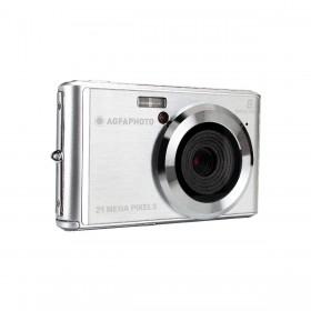 Φωτογραφική Μηχανή Agfa Photo DC5200 Ασημί 21MP 8X Digital Zoom